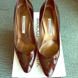 Beautiful Manolo Blahnik heels